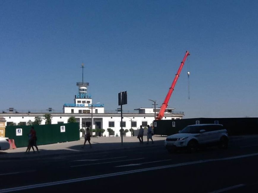 В Киеве частично открыли Почтовую площадь (ФОТО) (фото) - фото 3