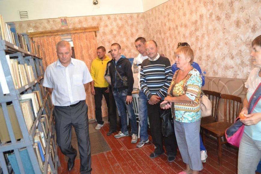 Засуджених Долинського виправного центру відвідали родичі та представники місцевої влади (ФОТО) (фото) - фото 3