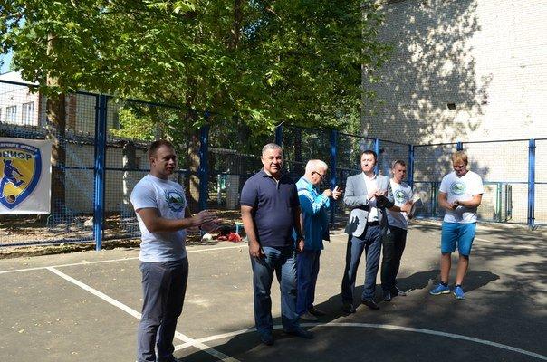 В Николаеве прошел футбольный турнир в честь Независимости страны (ФОТО) (фото) - фото 4