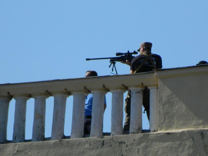 Ильичёвские активисты на принятии присяги новой одесской полиции (+фотоотчёт) (фото) - фото 5