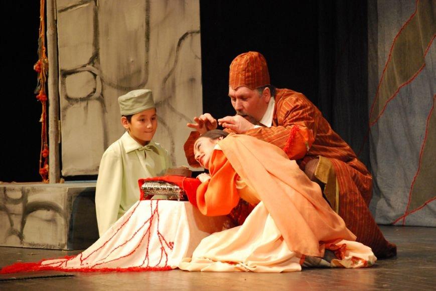 «Театр.Чехов.Ялта» приближается! 7 сентября - мелодрама «Мусульманин», фото-1