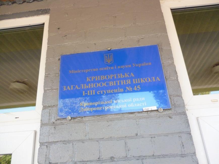 Криворожские школьники «вернули» Крым Украине (ФОТО, ВИДЕО) (фото) - фото 2