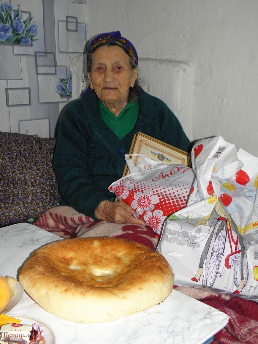 На 100-летний юбилей у краматорчанки родился 25-й внук (фото) - фото 2