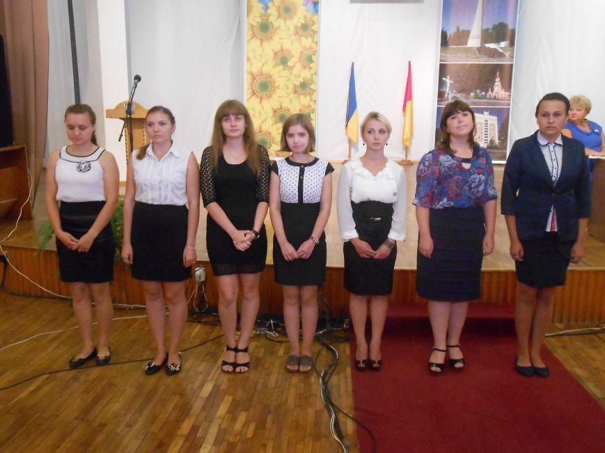 В Днепродзержинске состоялась педагогическая конференция (фото) - фото 6