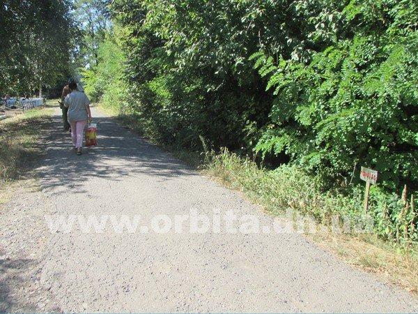 В Красноармейске жители обнаружили, что кладбище заминировано (фото) - фото 2