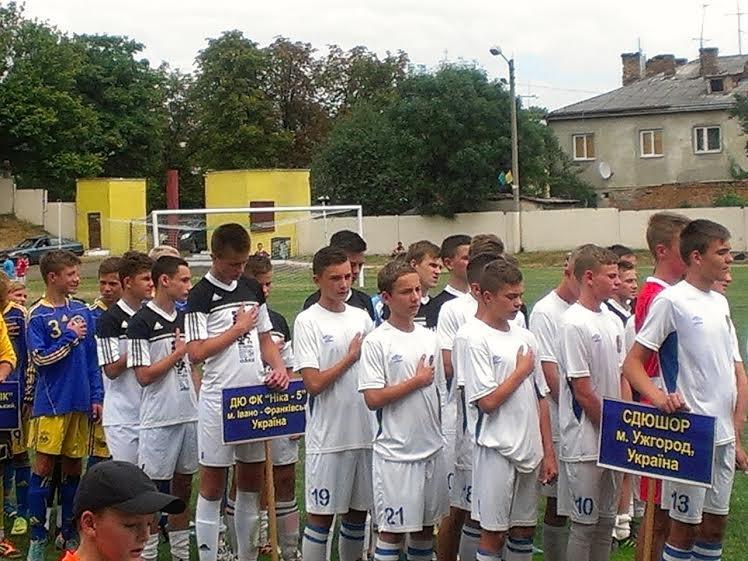 У Жовкві завершився Міжнародний дитячо-юнацький турнір з футболу пам'яті Василя Ковцуна (ФОТО) (фото) - фото 1