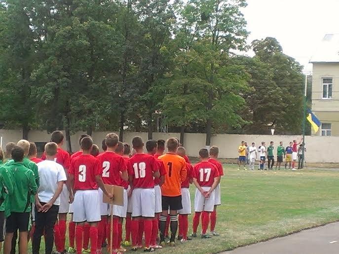 У Жовкві завершився Міжнародний дитячо-юнацький турнір з футболу пам'яті Василя Ковцуна (ФОТО) (фото) - фото 5