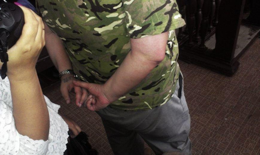 Мосійчук розповів Кернесу, що означають його татуювання і про те, на скільки він схуд (фото) - фото 1