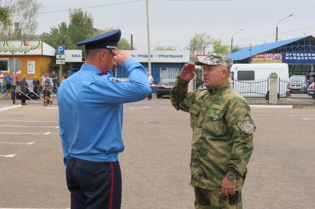 Після місяця служби в АТО додому повернулися прикарпатські Державтоінспектори (ФОТО) (фото) - фото 1