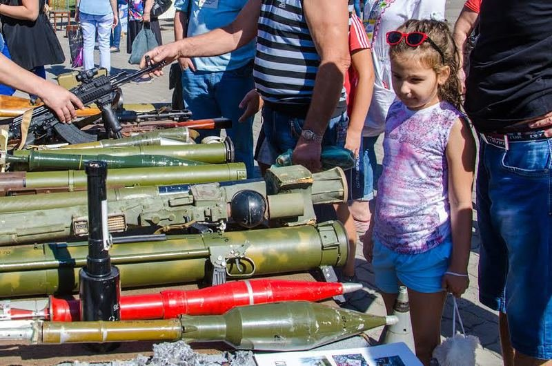 Волонтёры со всей Украины собрались на Днепропетровщине (фото) - фото 7