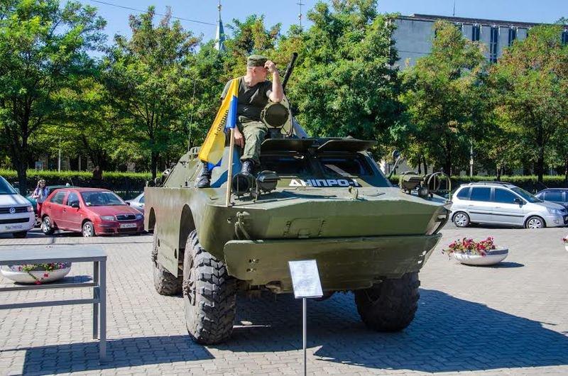 Волонтёры со всей Украины собрались на Днепропетровщине (фото) - фото 8
