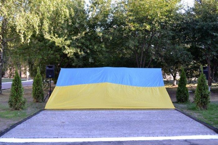 У Бердичеві відкрили пам'ятник героям АТО (фото) - фото 2