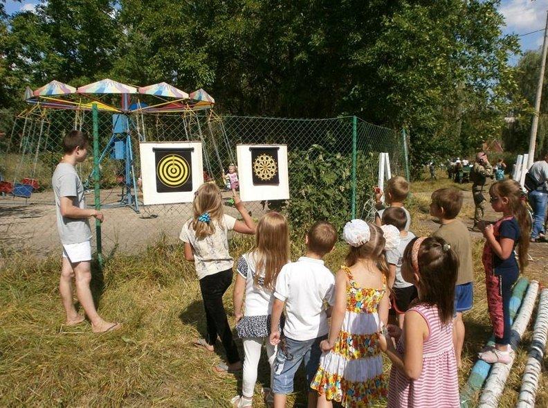 В славянском парке прошли спортивные соревнования (фото) - фото 1