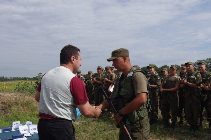 Кременчугские нацгвардейцы получили очередную партию помощи от кременчужан (ФОТО), фото-8