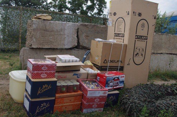 Кременчугские нацгвардейцы получили очередную партию помощи от кременчужан (ФОТО), фото-6