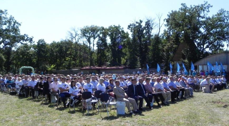 «Відродження» Днепропетровщины представило лидеров (фото) - фото 1