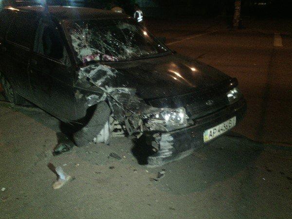 Авария в Запорожье: пострадали пять человек (ФОТО) (фото) - фото 1