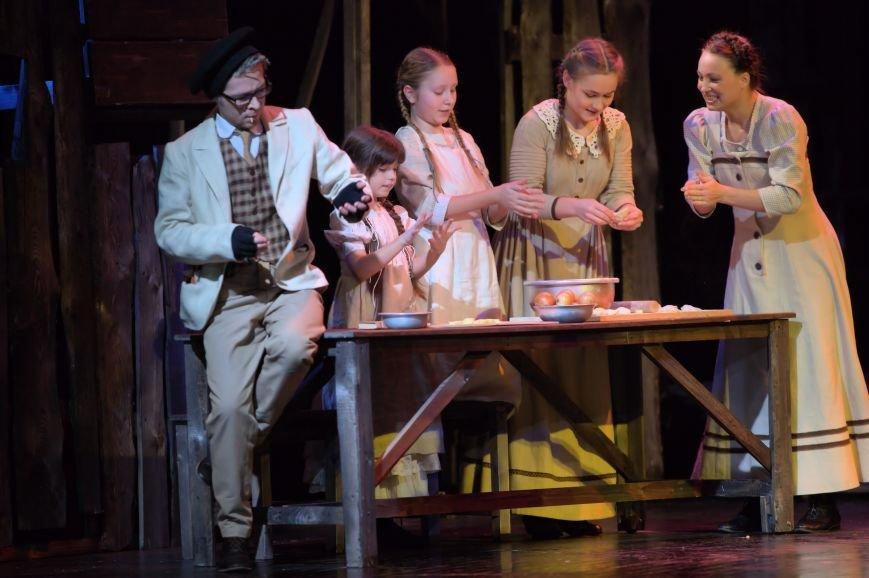 «Театр.Чехов.Ялта» приближается! 7 сентября - легендарная трагикомедия «Поминальная молитва» (фото) - фото 1