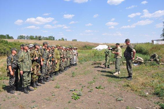 Николаевские добровольцы-милиционеры отстрелялись на полигоне и поедут на Донбасс (ФОТОРЕПОРТАЖ) (фото) - фото 4