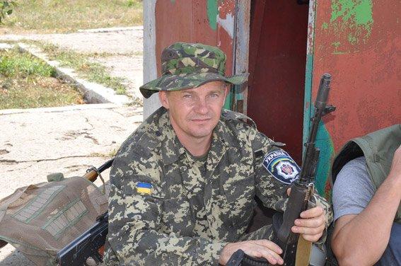 Николаевские добровольцы-милиционеры отстрелялись на полигоне и поедут на Донбасс (ФОТОРЕПОРТАЖ) (фото) - фото 3