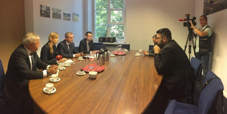 Встреча в Варшаве 2