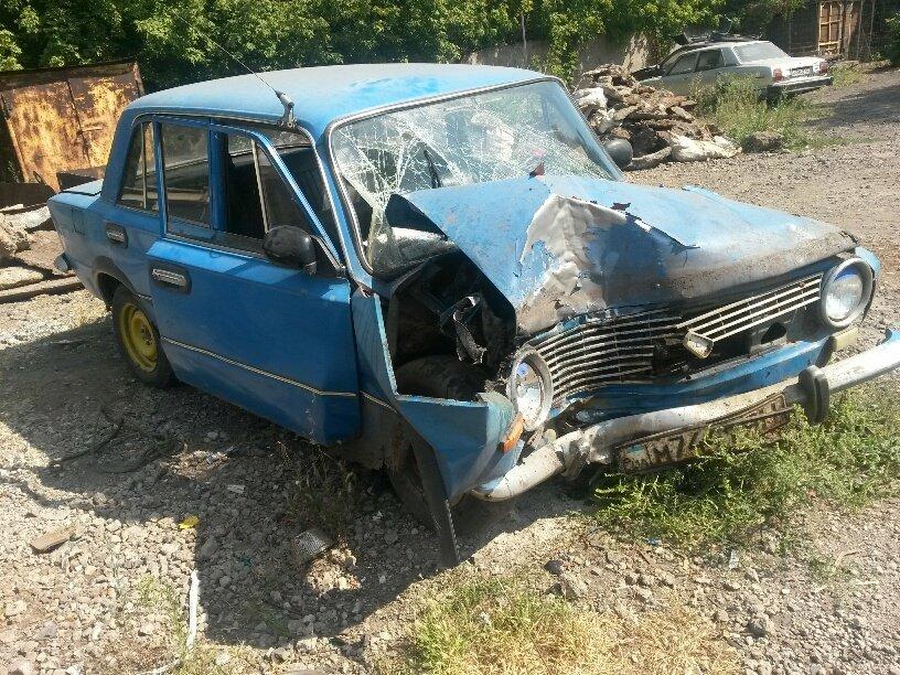 В Мариуполе «копейка» врезалась в дерево. Пострадал водитель (ФОТО), фото-6