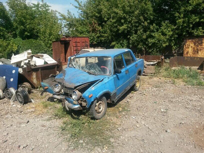 В Мариуполе «копейка» врезалась в дерево. Пострадал водитель (ФОТО), фото-5