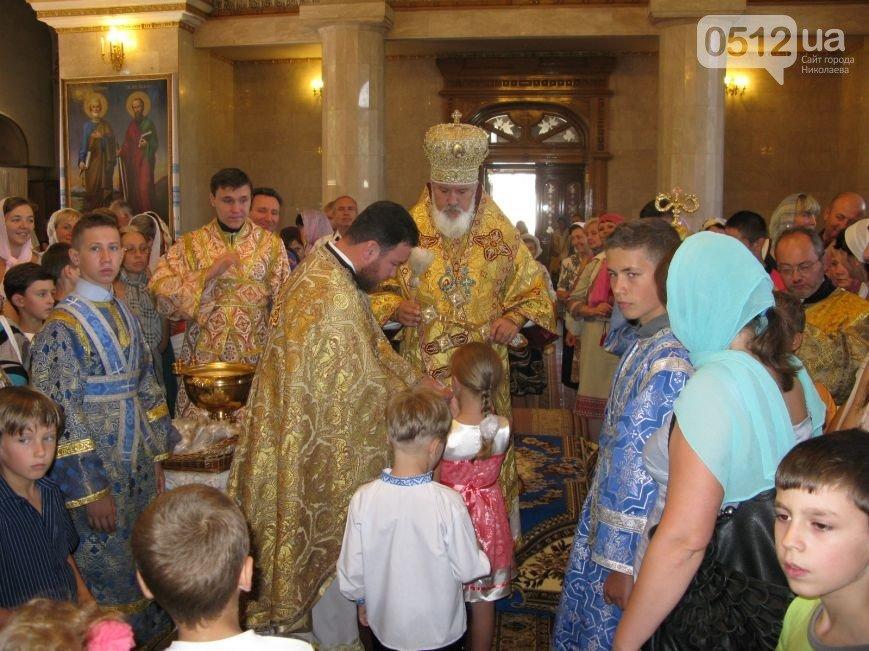 Школьников Николаева благословят на отличную учебу (ФОТО) (фото) - фото 2