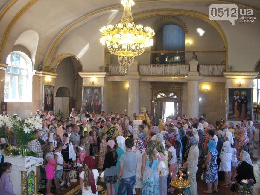 Школьников Николаева благословят на отличную учебу (ФОТО) (фото) - фото 3