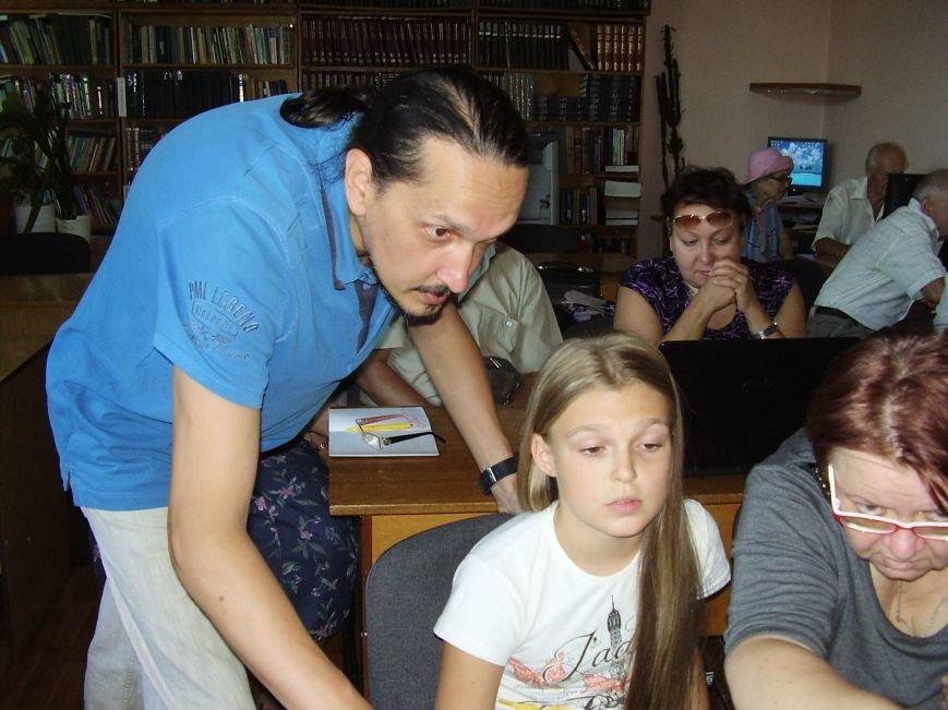 Курси комп'ютерної грамотності для пенсіонерів в Конотопі (Фото), фото-3