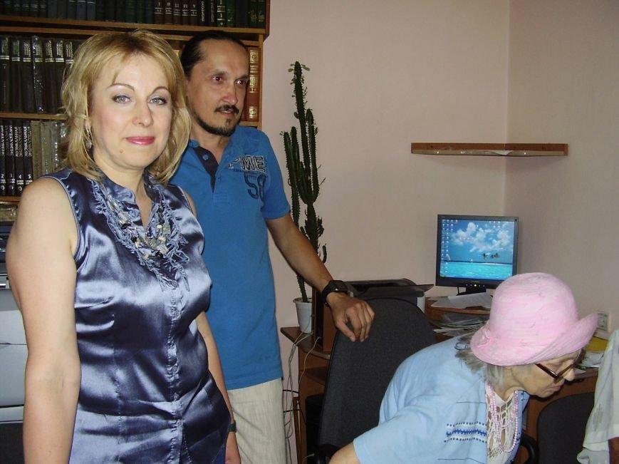 Курси комп'ютерної грамотності для пенсіонерів в Конотопі (Фото), фото-5