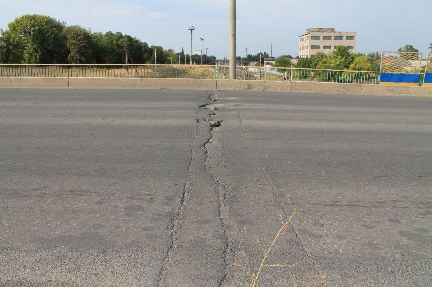 Мост в Артемовске может стать разводным. ФОТОФАКТ, фото-4