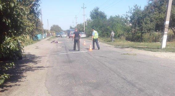 В Запорожской области пьяный водитель сбил женщину и заснул (ФОТО) (фото) - фото 2