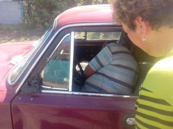 В Запорожской области пьяный водитель сбил женщину и заснул (ФОТО) (фото) - фото 1