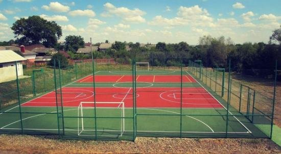 На Прикарпатті відкрито найбільший в Західній Україні пришкільний майданчик (ФОТО) (фото) - фото 1
