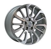 Обзор дисков Replay  LR39 и LR45 на Range Rover 2014 (фото) - фото 2