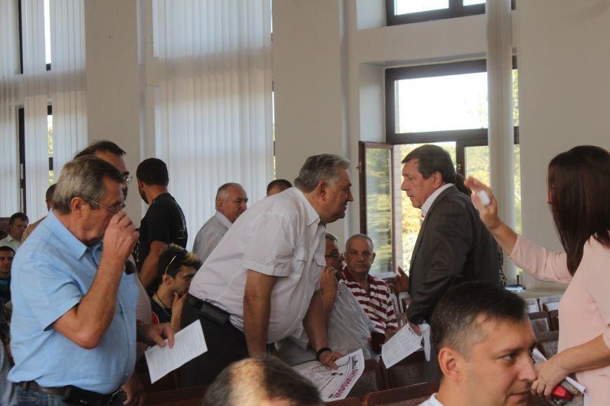 В Днепродзержинске стартовала очередная сессия горсовета, фото-9