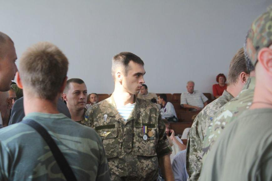 В Днепродзержинске стартовала очередная сессия горсовета, фото-10