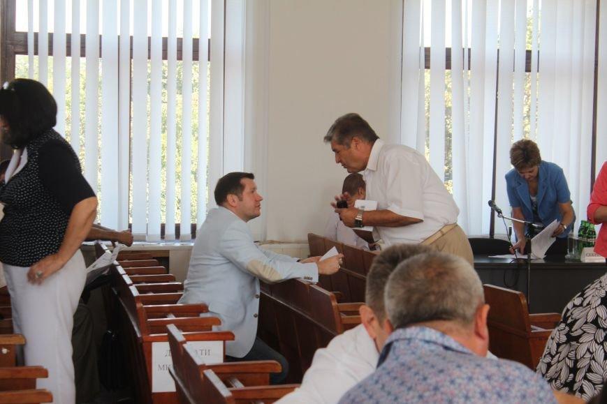 В Днепродзержинске стартовала очередная сессия горсовета, фото-7