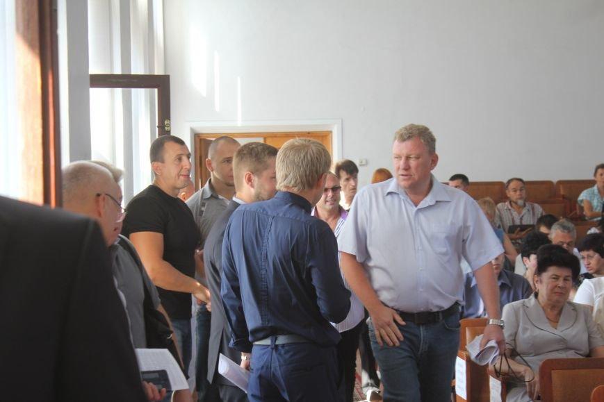В Днепродзержинске стартовала очередная сессия горсовета (фото) - фото 5