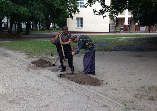 Правонарушители наводили порядок на улицах Сум и области (ФОТО) (фото) - фото 1
