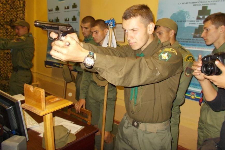 Учебный центр «Десна» в Черниговской области посетили пластуны (фото) - фото 1
