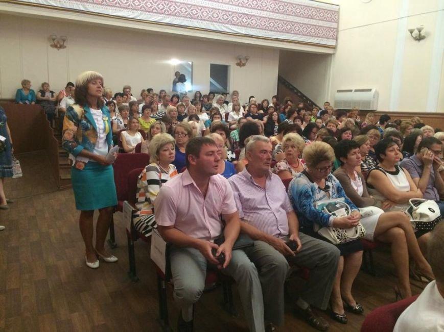 Мариупольские педагоги обсудили с мэром выборы и финансирование отрасли (ФОТО), фото-2