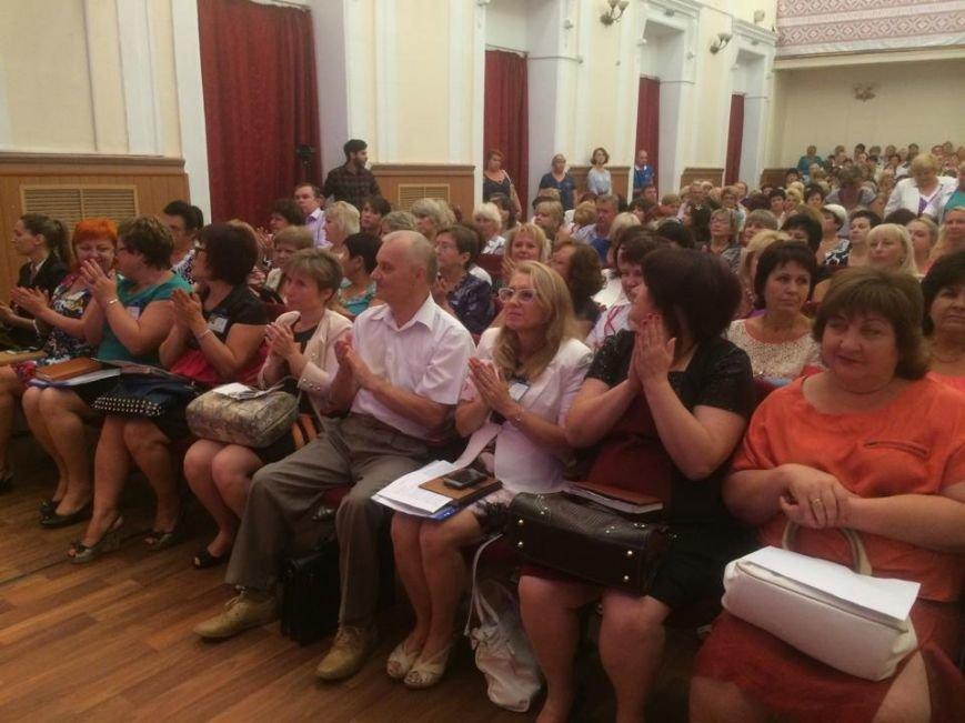 Мариупольские педагоги обсудили с мэром выборы и финансирование отрасли (ФОТО), фото-3