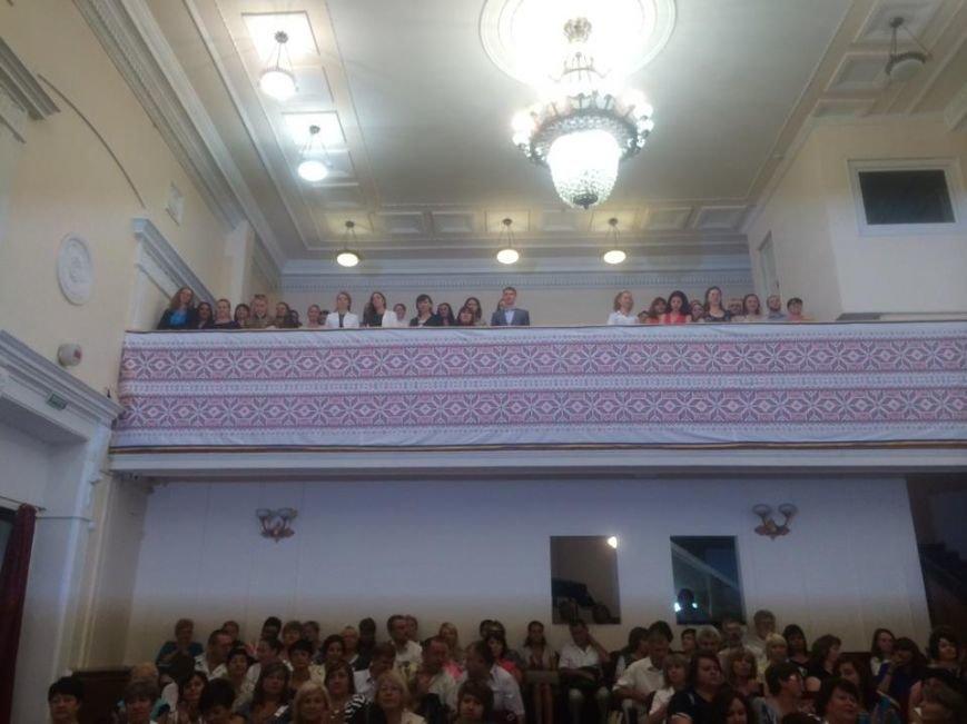 Мариупольские педагоги обсудили с мэром выборы и финансирование отрасли (ФОТО), фото-5