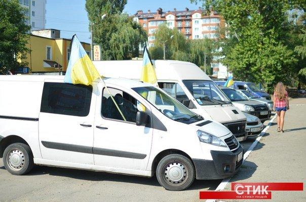 Сьогодні в Івано-Франківську поховають бійця АТО (ФОТО) (фото) - фото 1