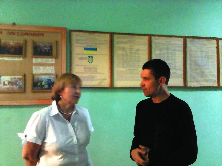 В Днепропетровском следственном изоляторе прошел  День открытых дверей (фото) - фото 1