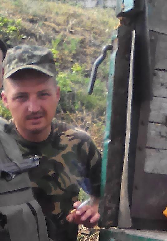 Старший лейтенант 40-го батальона Юрия Брехаря рассказал об Иловайске (фото) - фото 27