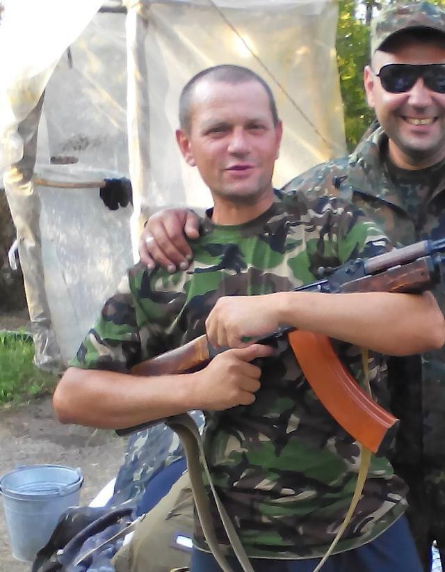 Старший лейтенант 40-го батальона Юрия Брехаря рассказал об Иловайске (фото) - фото 32