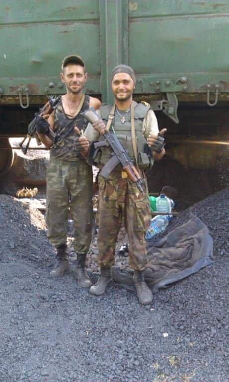Старший лейтенант 40-го батальона Юрия Брехаря рассказал об Иловайске (фото) - фото 21